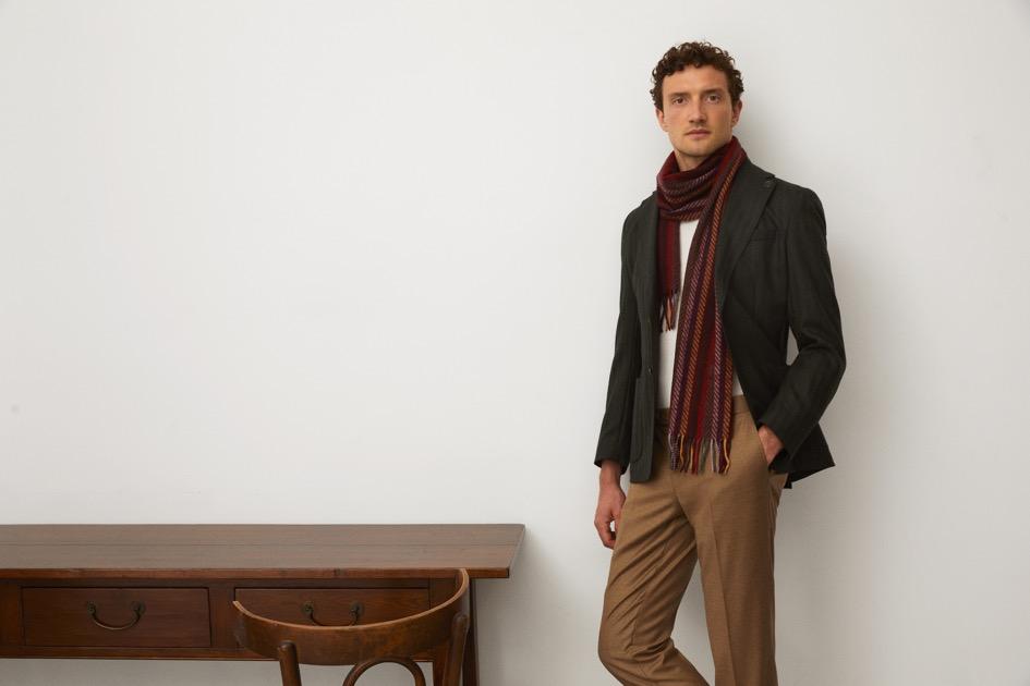 Бренд мужской одежды D'S Damat заявил о падении трафика во всех торговых точках