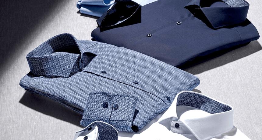 Бренд Eterna представил обновленную коллекцию инновационных рубашек