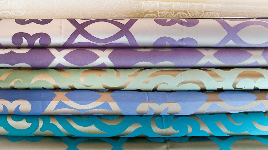 Более 60% экспортного текстиля Туркменистана изготавливается из экологически чистого хлопка