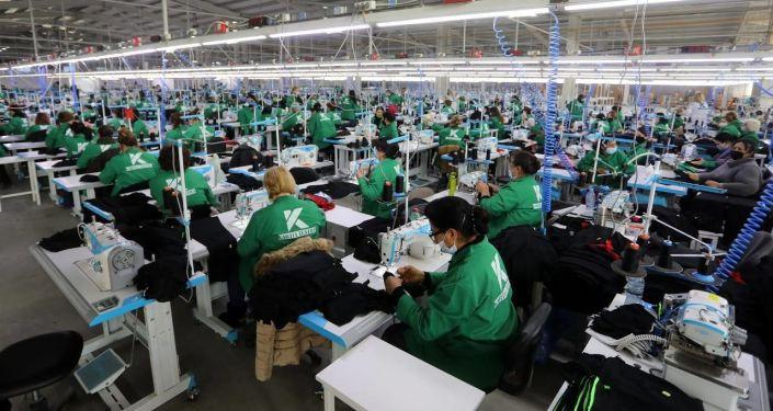 Турецкая компания запустила новую текстильную фабрику в Грузии