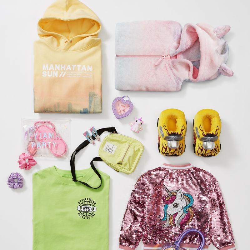 H&M выпустил коллекцию детской одежды из переработанных пластиковых отходов