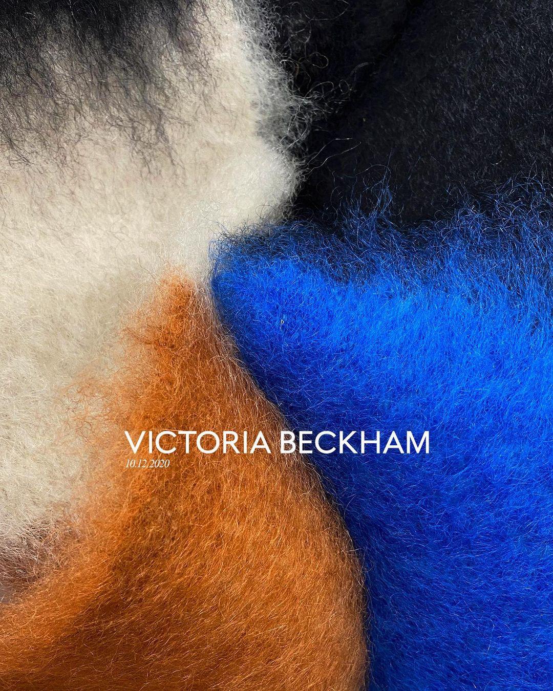Виктория Бекхэм выпустила коллекцию домашнего текстиля