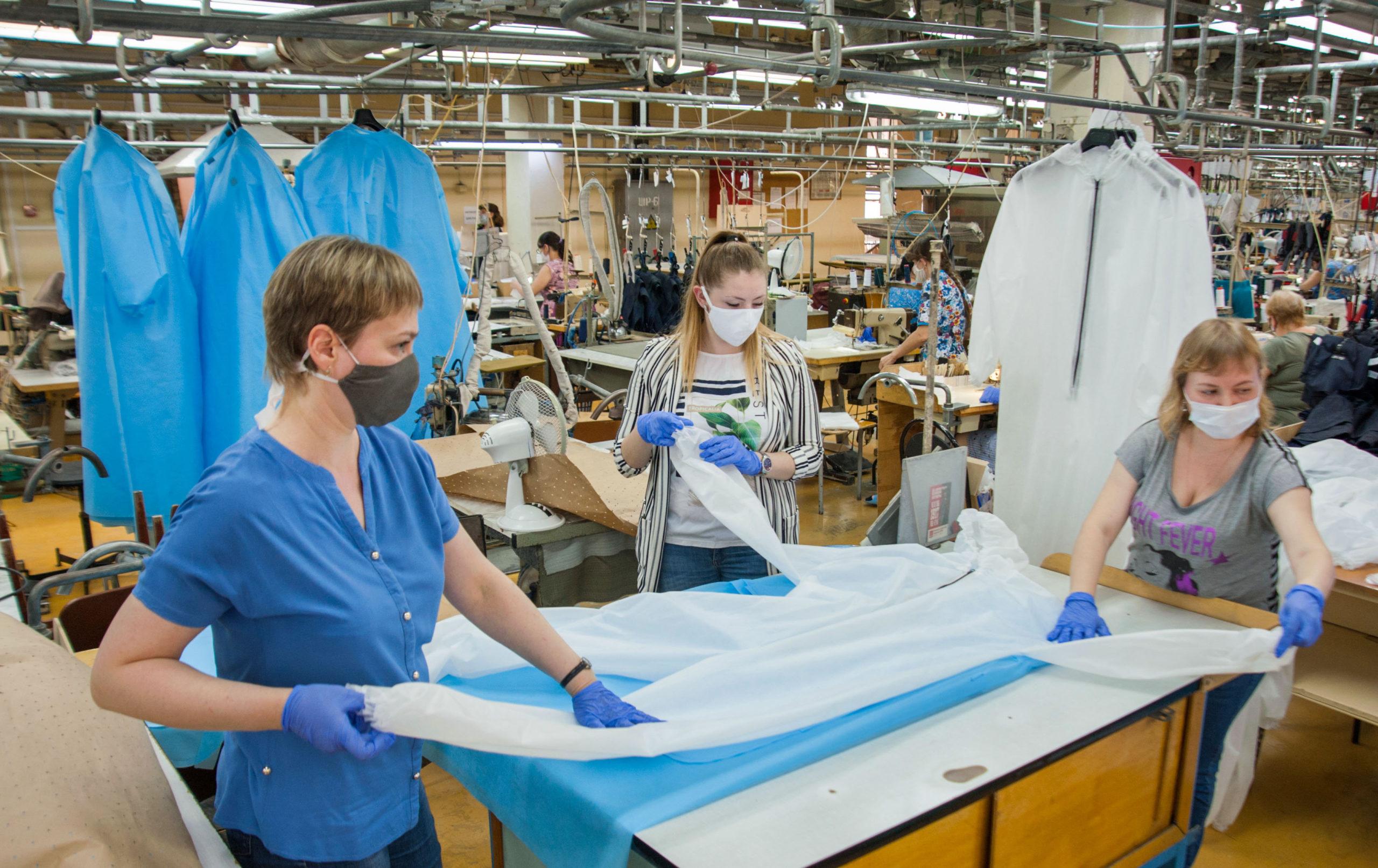 Легкая промышленность Ивановской области выросла на 10%