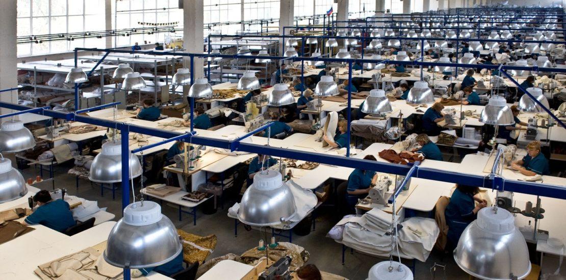 Минпромторг заявил о росте выпуска товаров легкой промышленности