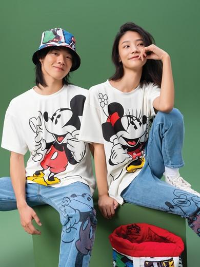 Levi's и Disney выпустили совместную коллекцию одежды и аксессуаров