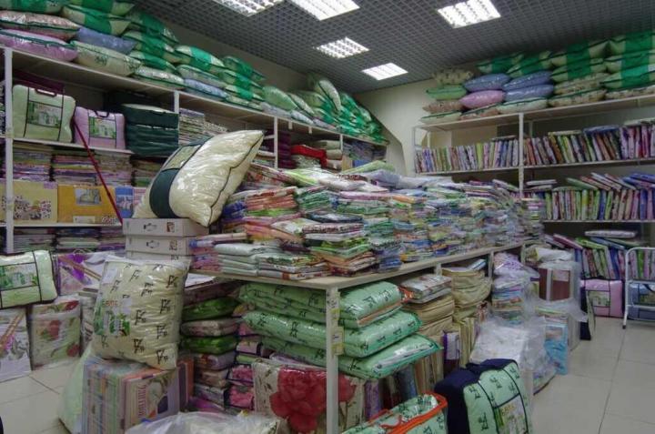 В Мурманске открылась выставка ивановского постельного белья