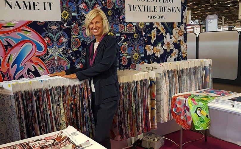 СОЮЗЛЕГПРОМ и Solstudio Textile Group объявили о проведении 4-го Международного конкурса Textile Design Talents