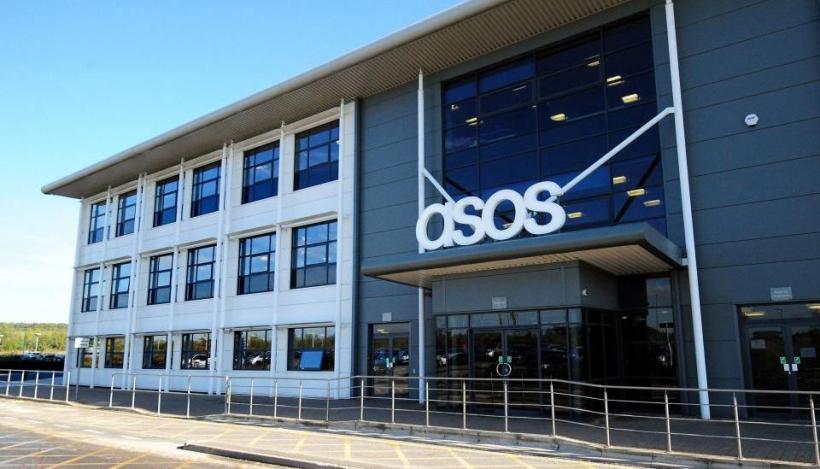 ASOS открывает новый склад в Великобритании