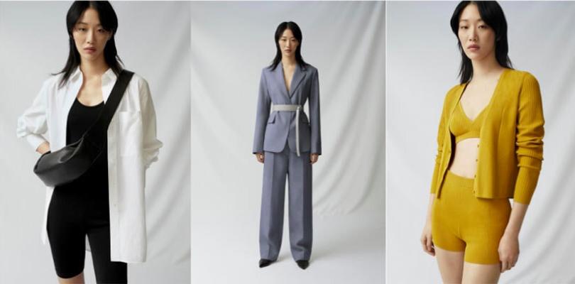 Бренд Cos выпустил новую коллекцию мужской и женской одежды