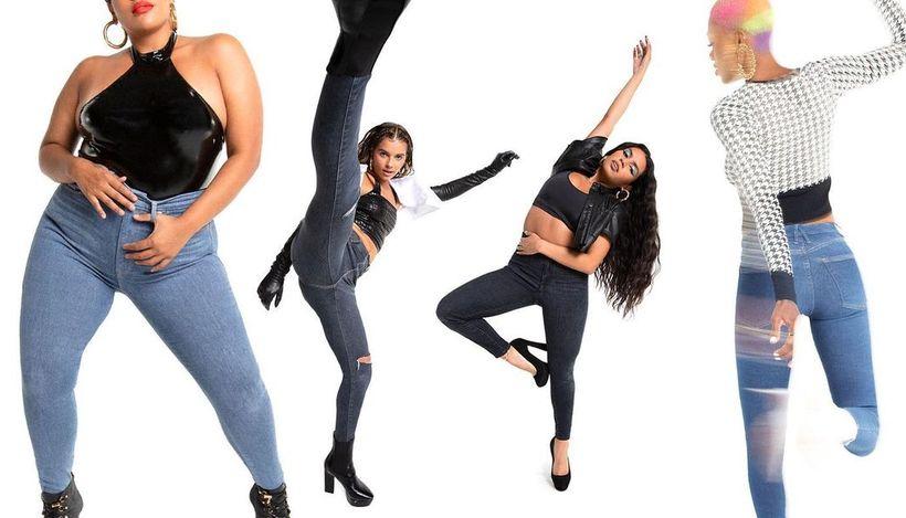 Good American и Calik Denim выпустили совместную коллекцию джинсов