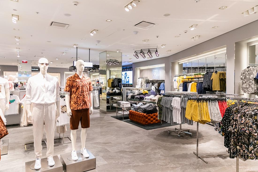 H&M открывает новые магазины в Санкт-Петербурге