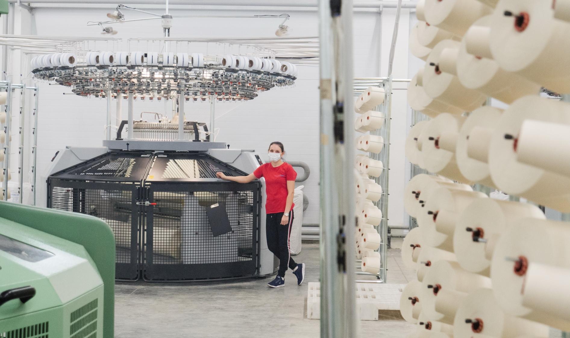 К концу 2020 года в ивановском регионе завершены три масштабных текстильных проекта