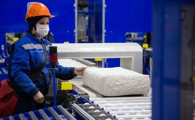 Компания «Нижнекамскнефтехим» запустила производство синтетического каучука