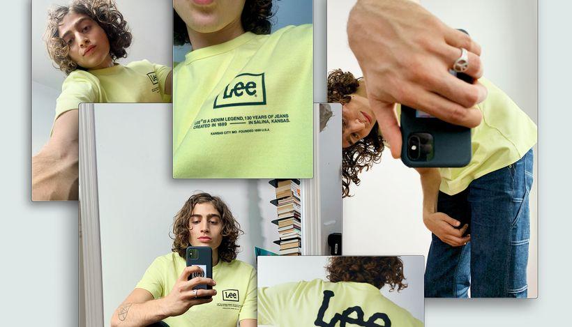 H&M совместно с брендом Lee выпустили совместную капсульную коллекцию