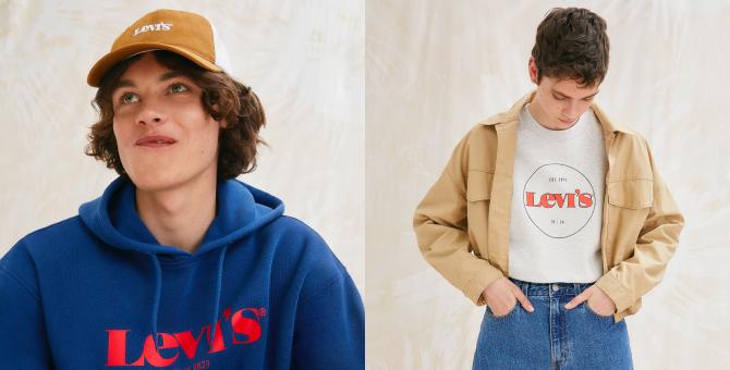 Levi's выпустил капсульную коллекцию одежды в стиле «Винтаж»