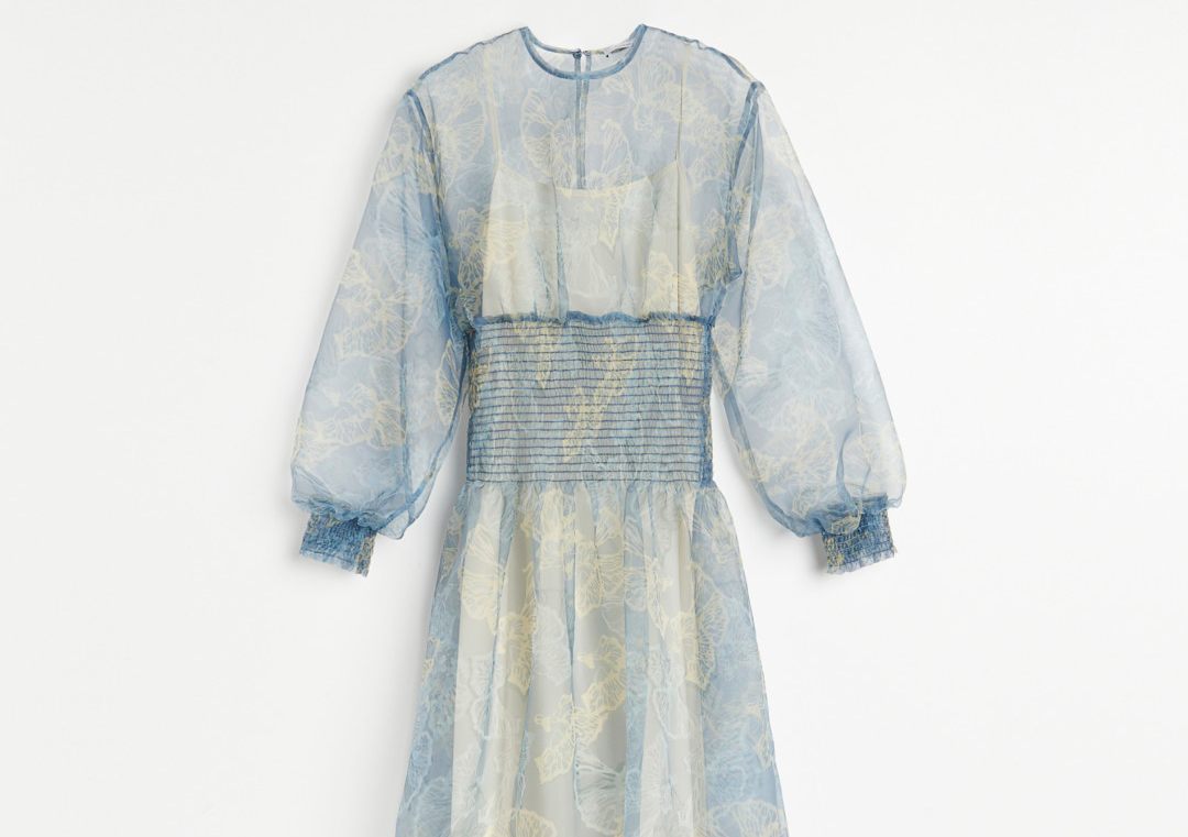 Reserved выпустил коллекцию одежды по мотивам легенды о рыбаке и русалке