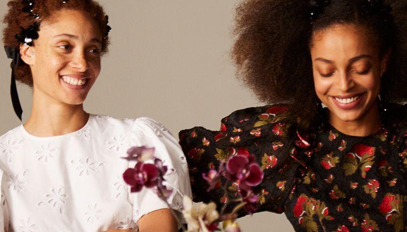 H&M совместно с дизайнером Симон Роша выпустят новую коллекцию одежды