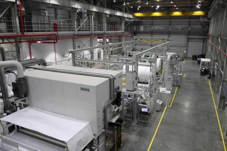 В Тульской области откроется предприятие по производству нетканых материалов