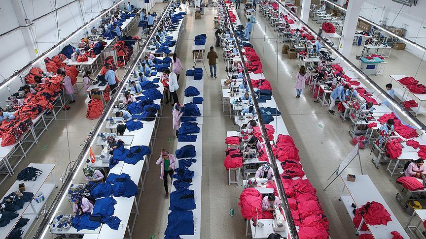 Турция будет увеличивать экспорт текстиля