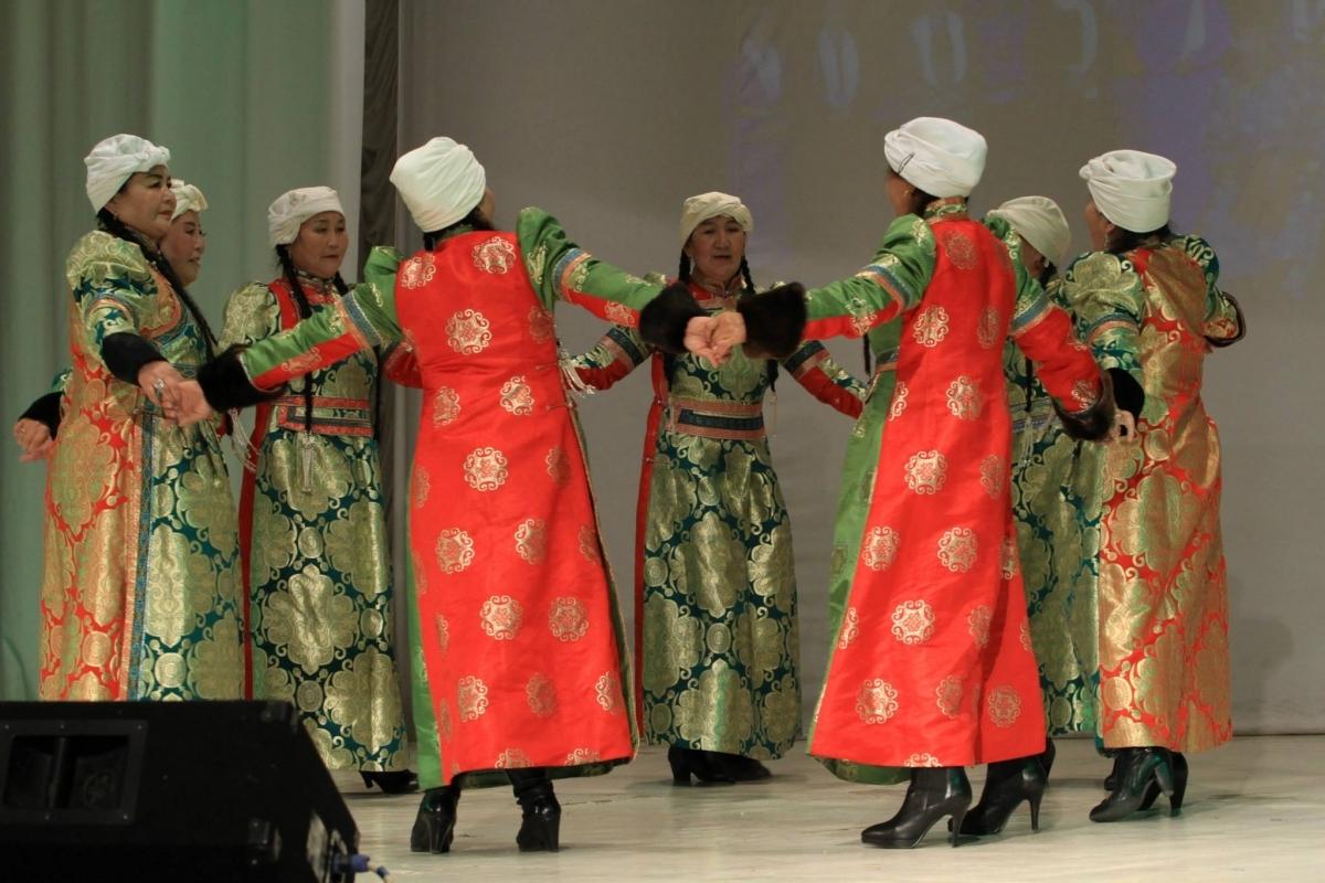 В Улан-Удэ состоится онлайн-конкурс национального костюма