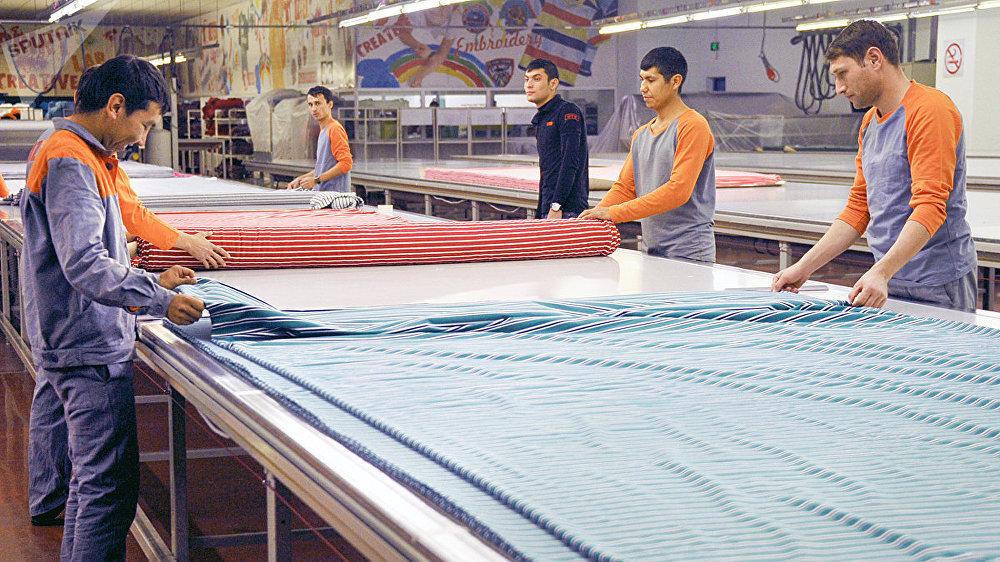 Узбекистан в 2020 году нарастил экспорт текстильной продукции