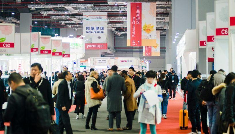 На международной выставке волокон и пряжи в Китае сделают акцент на антибактериальных материалах