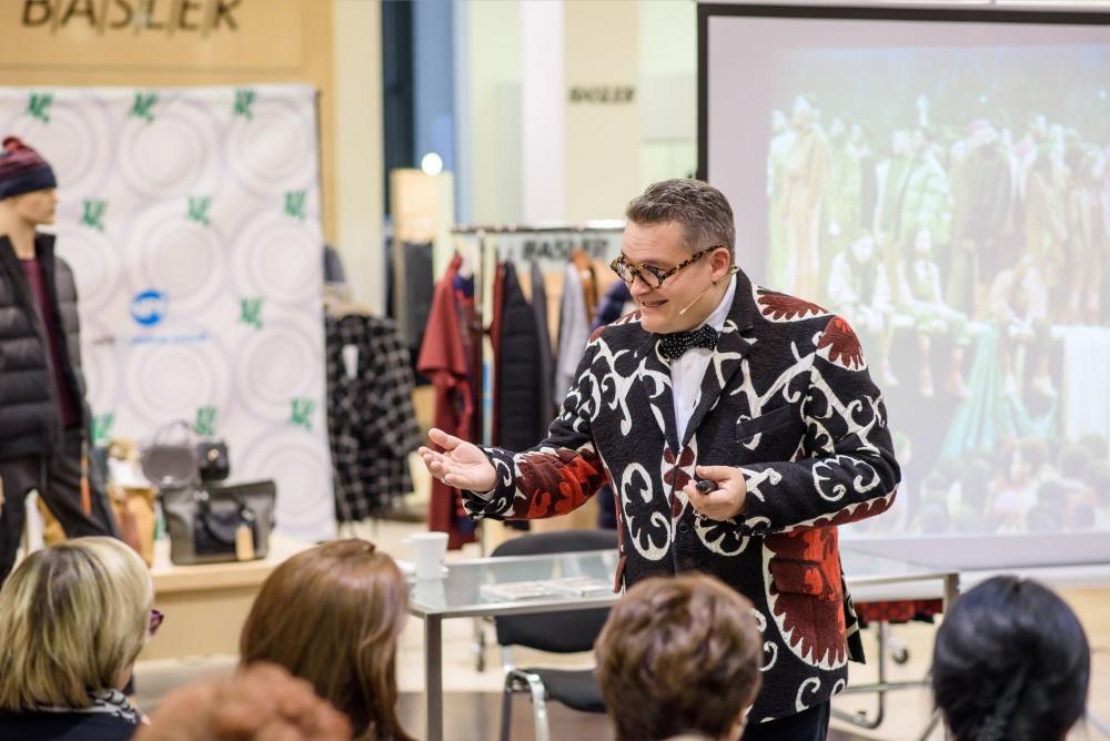 Александр Васильев выпустил книгу о моде и постпандемийных трендах