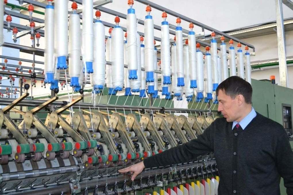 На Байкальском текстильном комбинате запустили новый цех