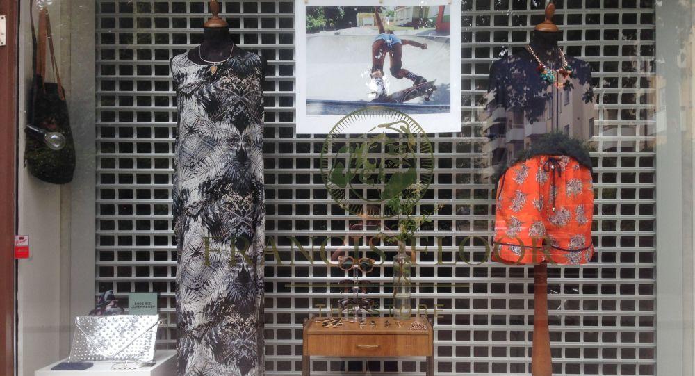 Из-за Brexit поддержанная одежда не может попасть в Латвию