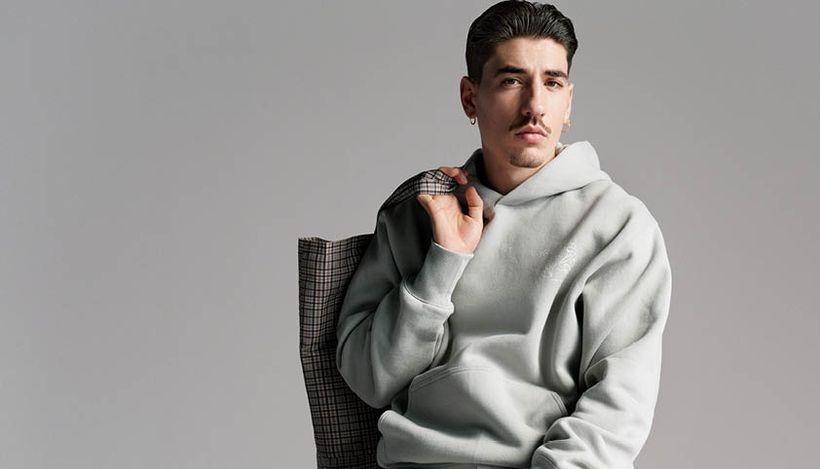 H&M выпустил коллаборацию с испанским футболистом