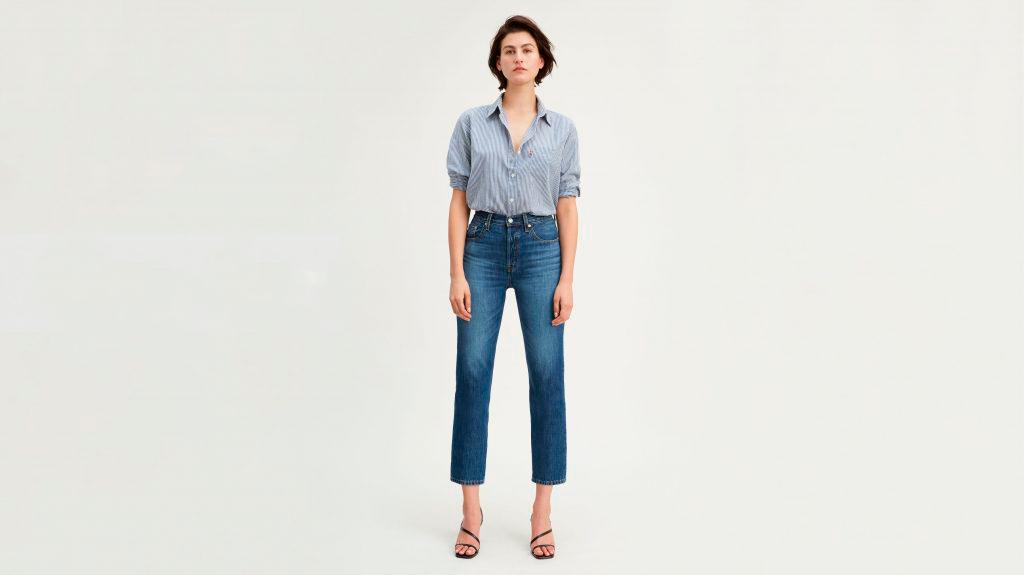 Levi's представил линейку женских джинсов