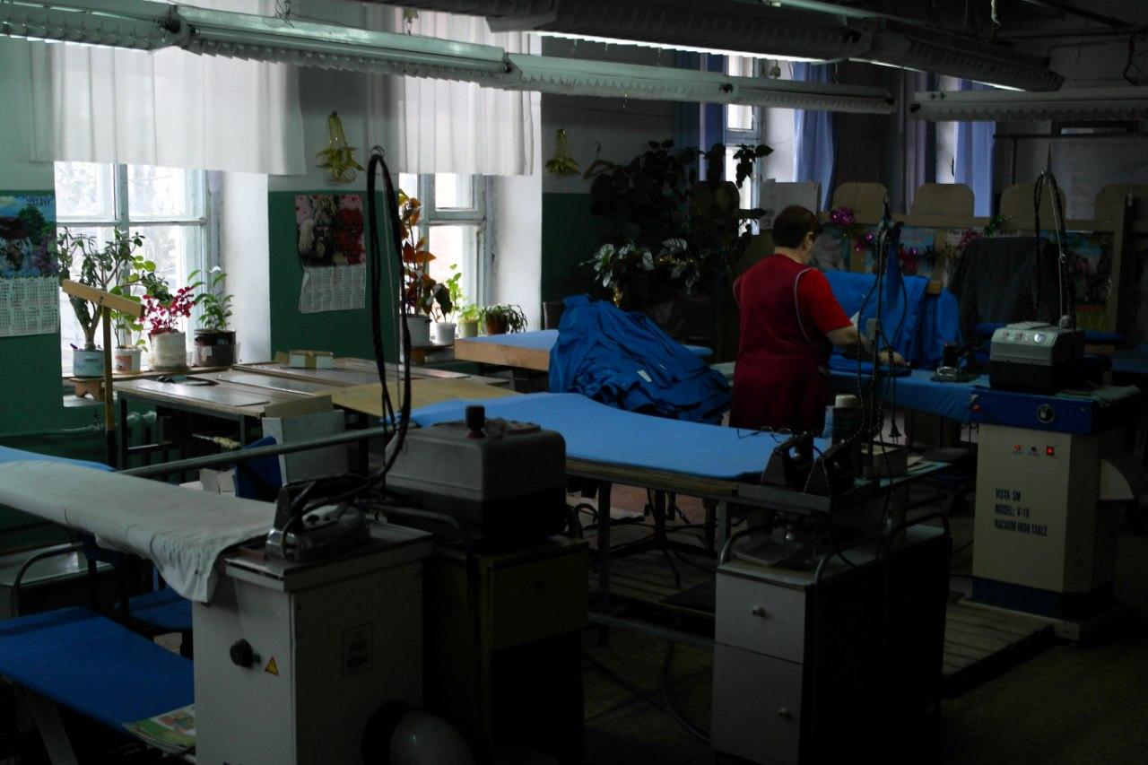 Арбитражный суд Москвы ввел процедуру наблюдения на Новошахтинской швейной фабрике