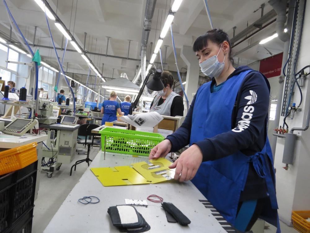 «Обувь России» внедряет технологию бережливого производства