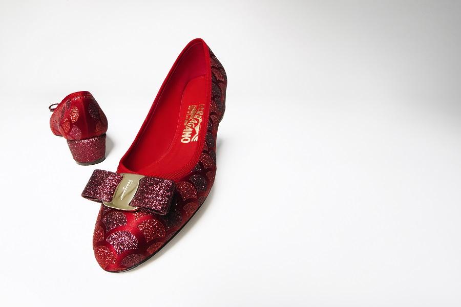 Salvatore Ferragamo представил коллекцию одежды «Пэчворк любви»