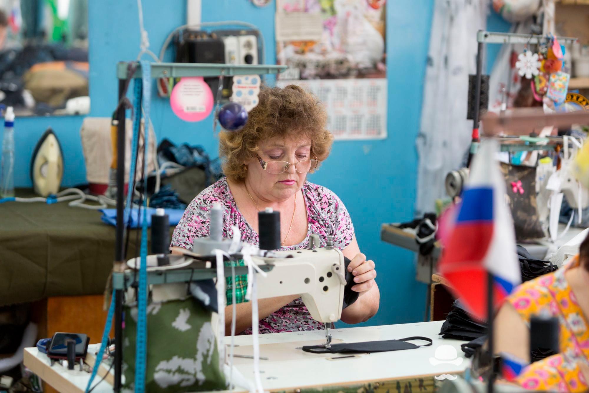 Производство текстиля в Томской области в 2020 году выросло в три раза
