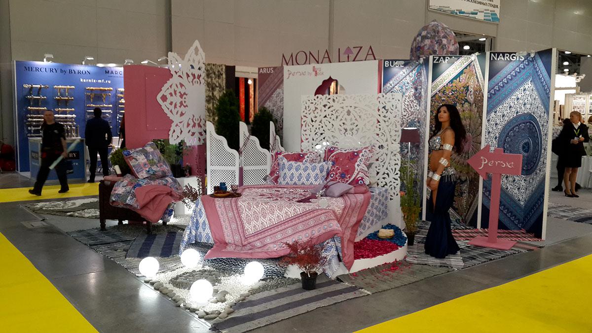В Турции пройдет международная выставка домашнего текстиля