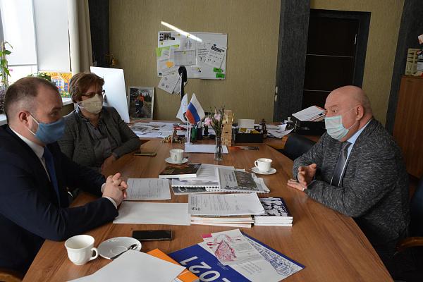 Депутат Госдумы от Ивановской области рассказал о перспективах формирования в регионе кластера «умного» текстиля