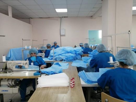 В Пермском крае увеличился объем выпуска спецодежды на 75%