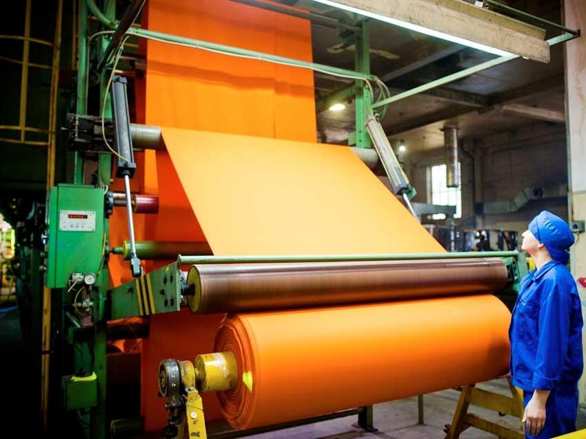 Лидерами промышленного производства Прикамья стали текстильные предприятия