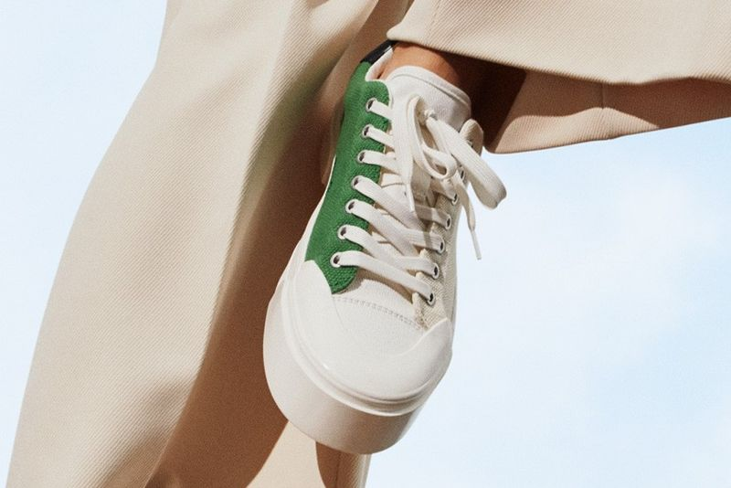 H&M и Good News представили обувную экоколлаборацию