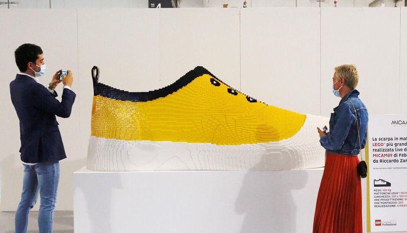 Обувщики Италии зафиксировали сокращение промышленности на четверть