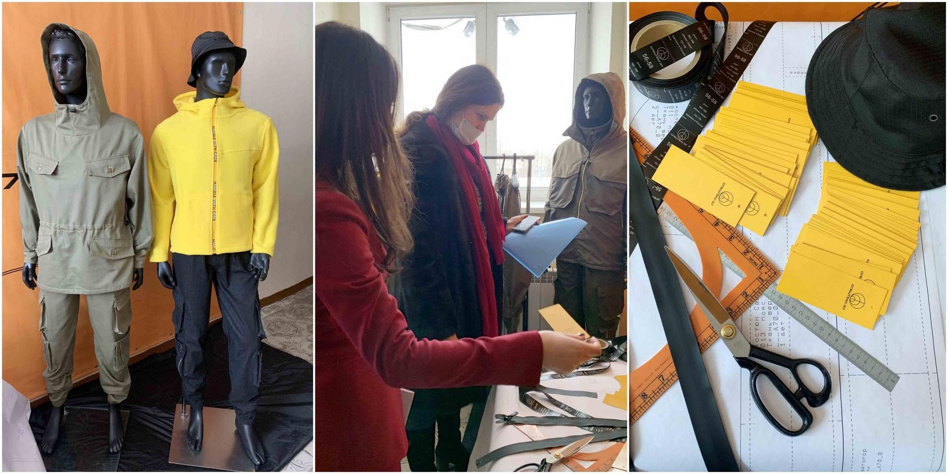 Текстильщики Ивановского региона развивают собственные бренды
