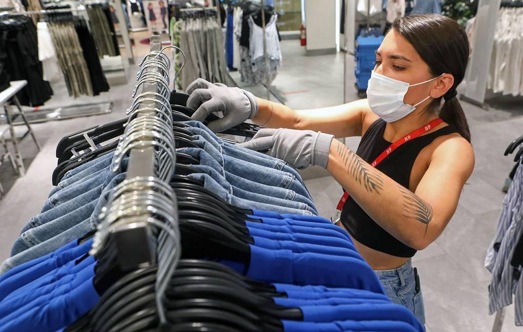 Минпромторг не прогнозирует повышение цен на одежду из хлопка