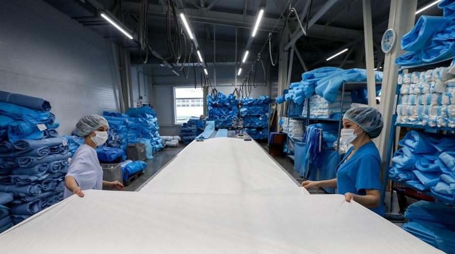 Российский рынок нетканых материалов за 5 лет вырос на 34,4%