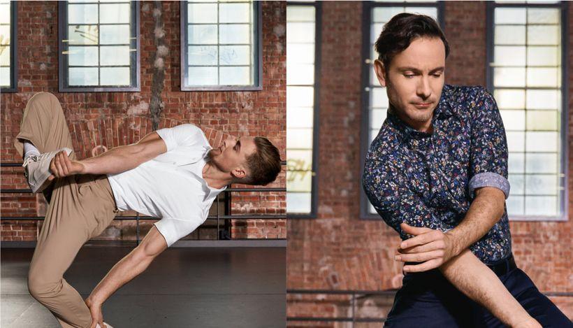 Немецкий бренд Olymp протестировал свои рубашки в танцевальном баттле