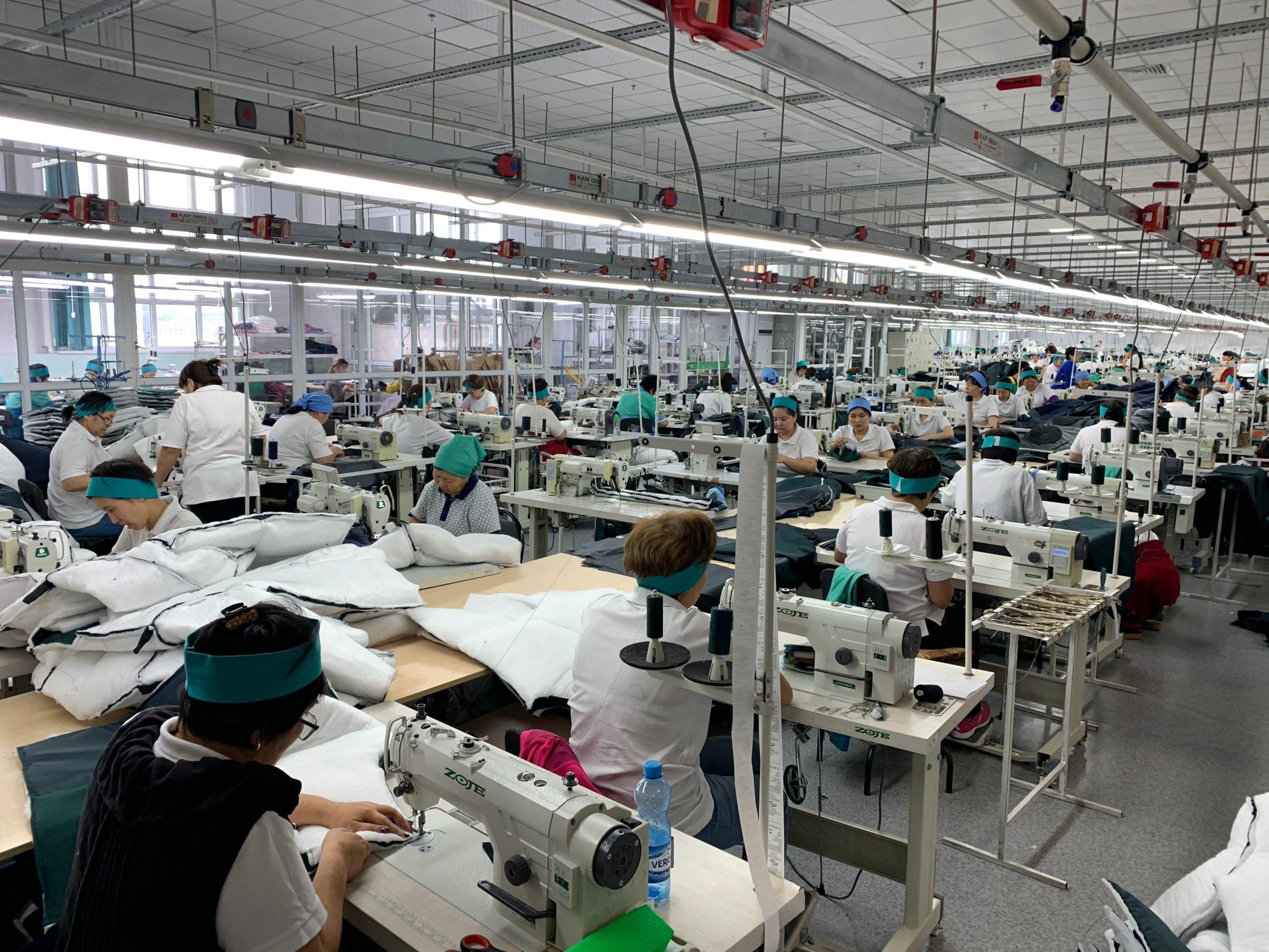 В Подмосковье турецкие инвесторы откроют новое текстильное предприятие