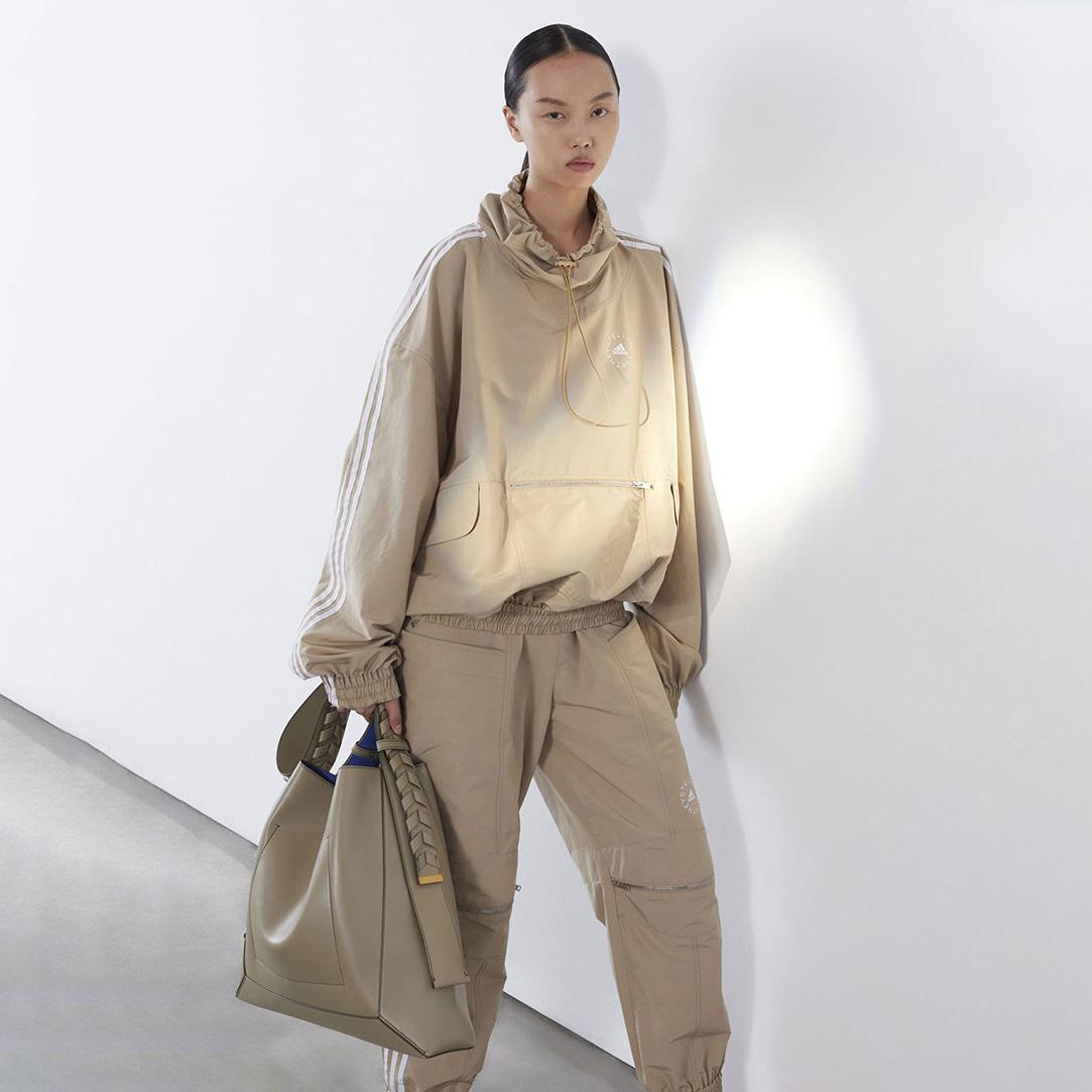 Стелла Маккартни и Adidas представили совместную капсулу