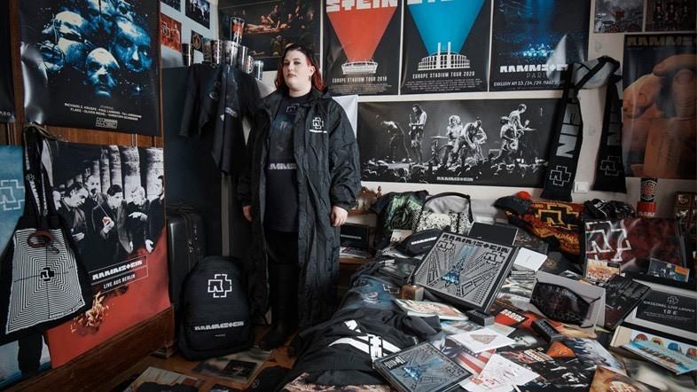 Balenciaga представил коллаборацию с немецкой группой Rammstein