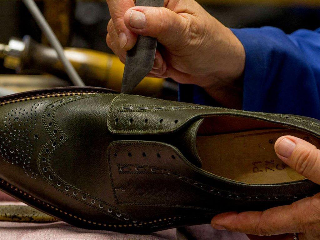 Дагестан планирует наладить экспорт обуви в Италию