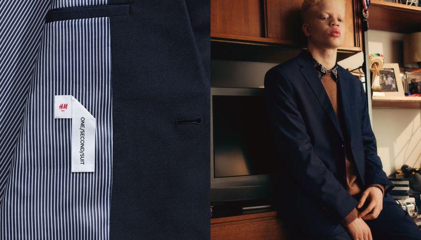 H&M запустил сервис по бесплатной аренде мужских костюмов
